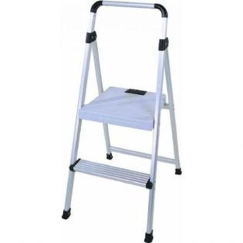 Cosco Home and Office Products Lightweight 2-Step Folding Step Stool