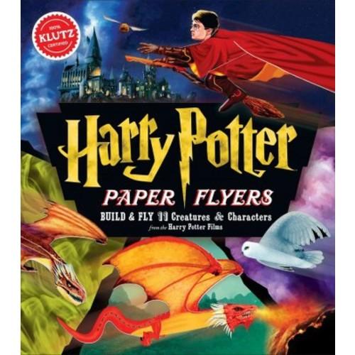 Harry Potter Paper Flyers (Paperback) (Klutz)