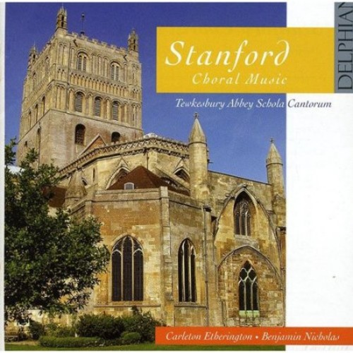Stanford: Choral Music [CD]