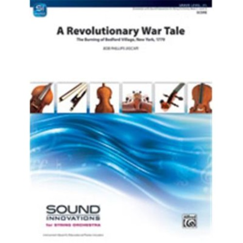 Alfred A Revolutionary War Tale - Conductor Score (LFR2415)