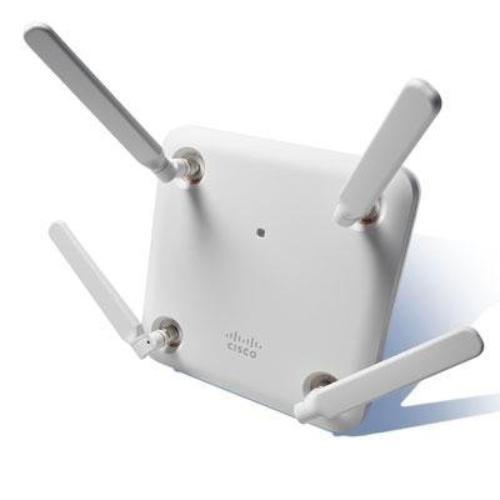 Cisco Aironet 1852e Ieee 802.11ac 1.73 Gbit/s Wireless Access Point - 2.40 Ghz, 5 Ghz - Mimo Technology - Beamforming Technology - 2 X Network [rj-45] - Poe Ports - Usb - Poe, (air-ap1852e-b-k9c)