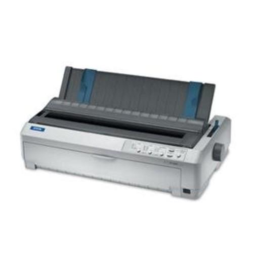 Epson America, 9-pin Impact Dot Printer (Catalog Category: Printers- Inkjet/Dot Matrix / Dot Matrix Printers)