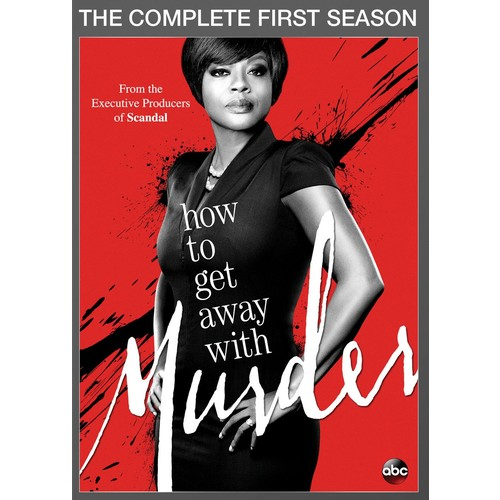 How to Get Away with Murder: The Complete First Season [DVD]