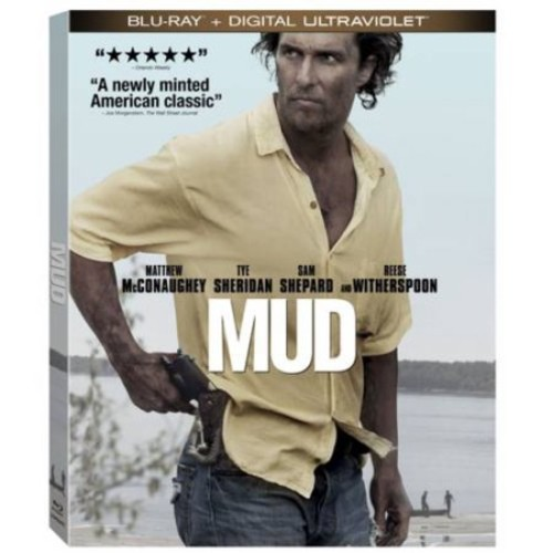 Mud [Blu-ray] [UltraViolet] [Includes Digital Copy] WSE DD5.1