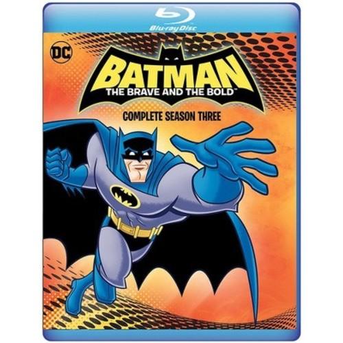 Batman: Brave & the Bold - Complete Third Season (Blu-ray)