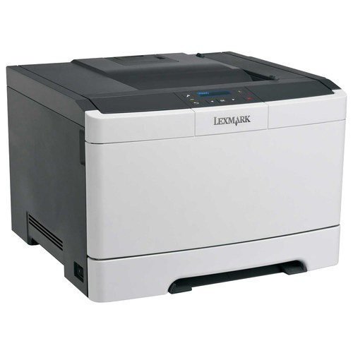 Lexmark CS310dn Compact Color Laser Printer, Network Ready, Duplex Printing and Professional Features [Printer]