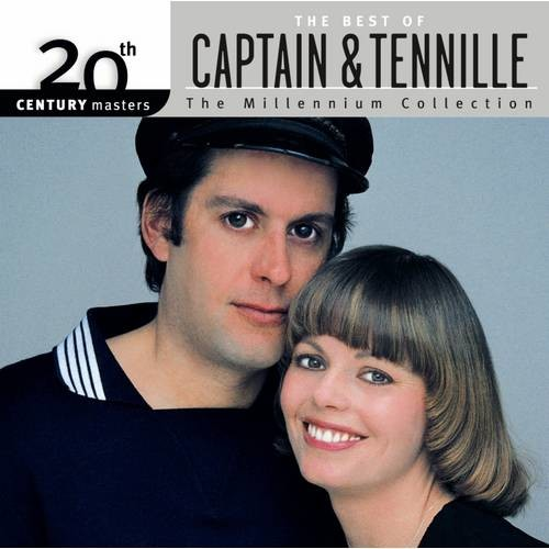 20th Century Masters - The Millennium Collection: The Best of Captain & Tennille [CD]
