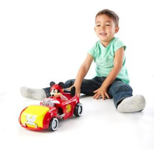 Fisher -Price Disney Mickey and the Roadster Racers Transforming Hot Rod Mickey