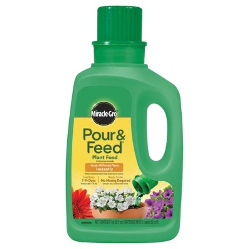 Miracle-Gro Pour & Feed Liquid Plant Food (1006002)