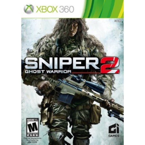 Sniper Ghost Warrior 2 [Pre-Owned]