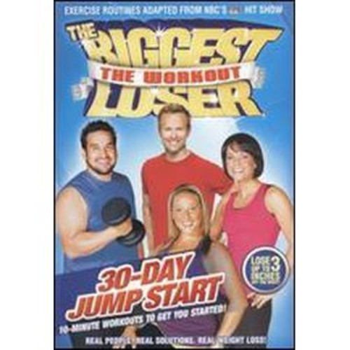 The Biggest Loser: The Workout - 30-Day Jump Start WSE DD2