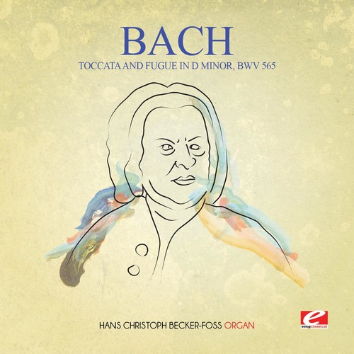 J.S. BACH - TOCCATA & FUGUE IN D MINOR BWV 565