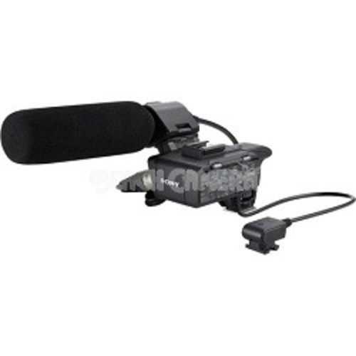 Sony XLR-K1M XLR Adaptor and Microphone Kit