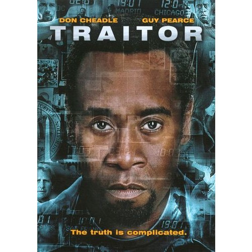 Traitor [DVD] [2008]