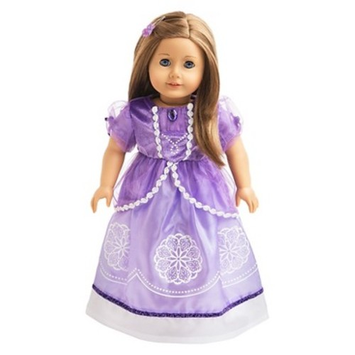 Little Adventures Doll Dress Amulet Princess