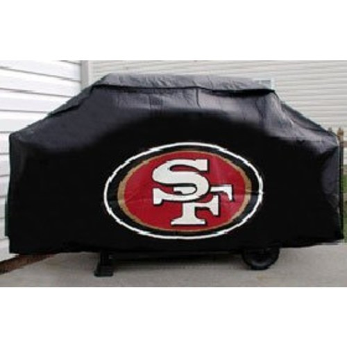 NFL San Francisco 49ers Deluxe Grill Cover [San Francisco 49ers]