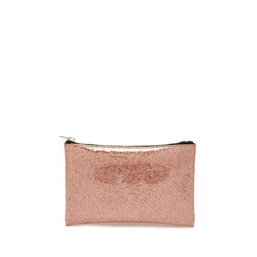 tice Glitter Makeup Bag