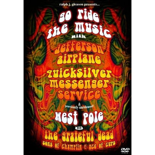 Go Ride the Music and West Pole [DVD]