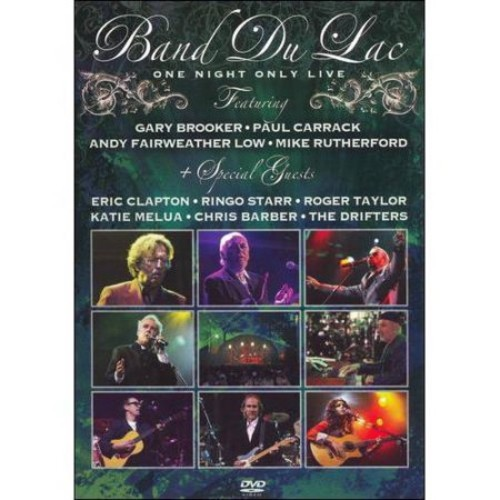 Band du Lac: One Night Only Live [DVD]