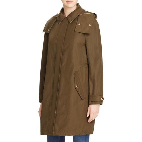 BURBERRY Harlington Hooded Coat