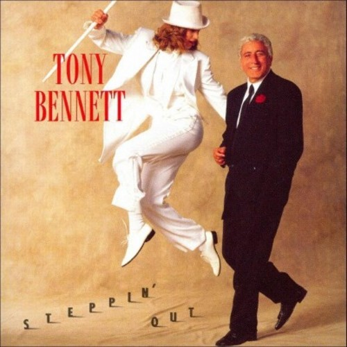 Tony Bennett - Steppin' Out