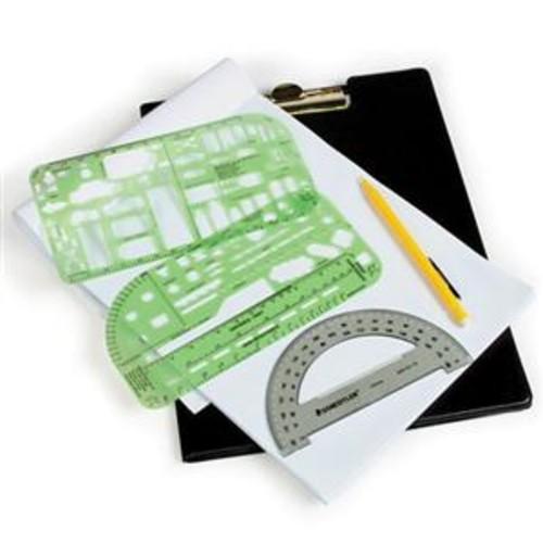 Safariland Basic Traffic Sketching Kit 4-0111