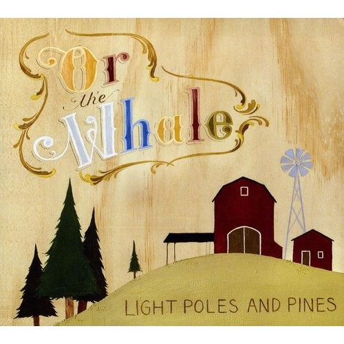 Light Poles and Pines [CD]