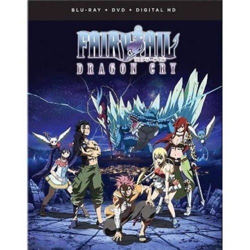 Fairy Tail:Dragon Cry Movie (Blu-ray)