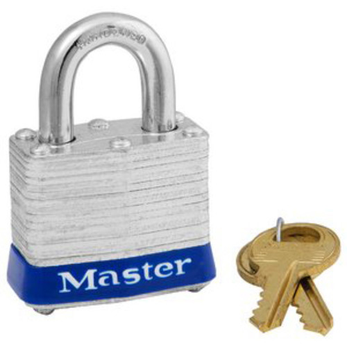 Master Lock Keyed Padlock #3D