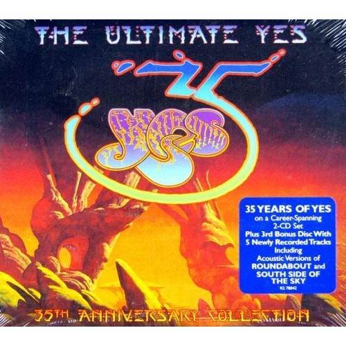 Ultimate Yes: 35th Anniversary