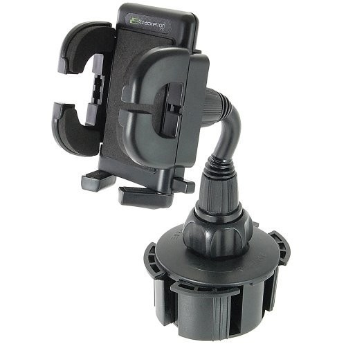 Bracketron Universal Cup-iT Cupholder Mount with Grip-iT [Cupholder Mount]