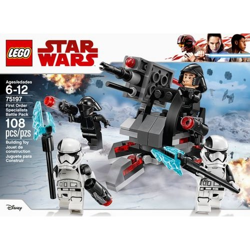 LEGO - Star Wars First Order Specialists Battle Pack