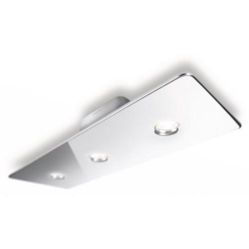 Philips Consumer Luminaire Tabla 3 Light Semi Flush Mount
