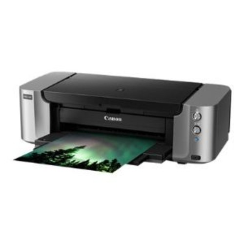 Canon PIXMA PRO-100 - Printer - color - ink-jet - Super B - 4800 x 2400 dpi up to 0.8 min/page