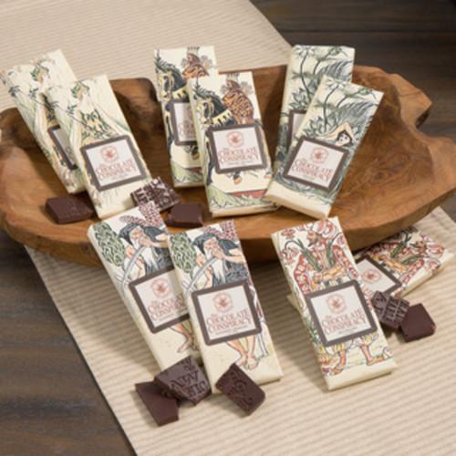 The Chocolate Conspiracy Dark Chocolate Bars (Pack of 2)