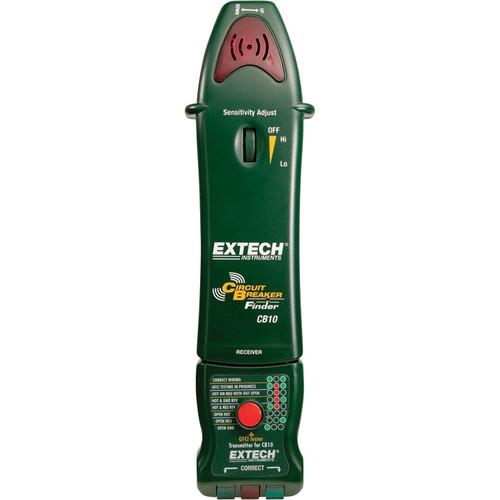 Extech Instruments Circuit Breaker Finder, Model# CB10