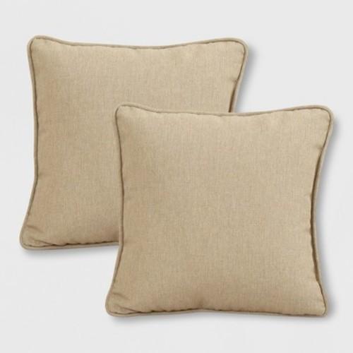 Outdoor Cushion Set - Cream