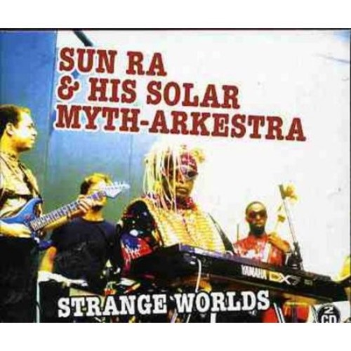 Strange Worlds [CD]