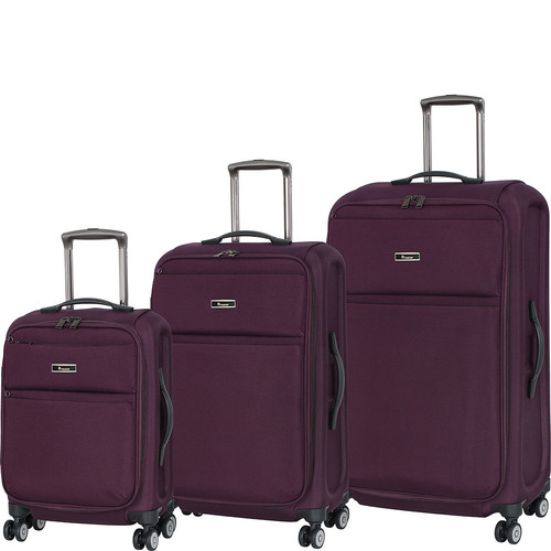 it luggage Chic-Lite 3 Piece Expandable Spinner Luggage Set