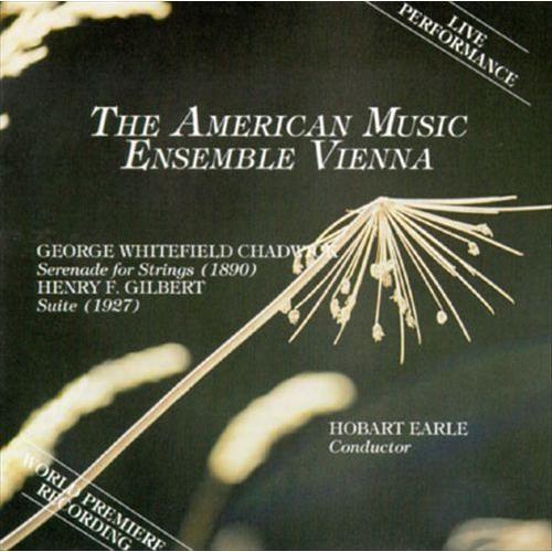 The American Music Ensemble Vienna [CD]