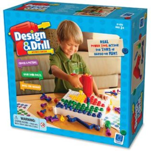 Educational Insights Design/Drill Activity Center 3/ST Multi