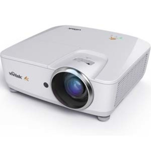 Vivitek Bright Ultra HD Projector for the Home Cinema Enthusiast - White