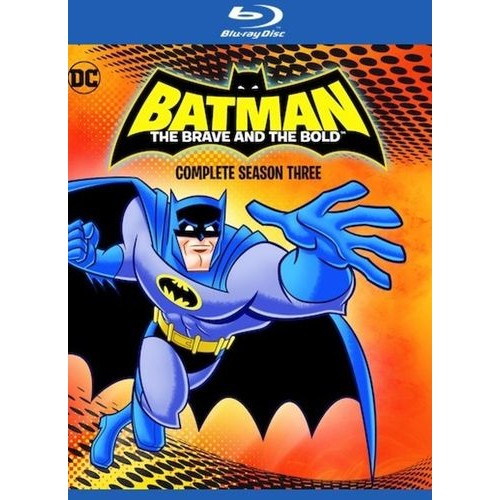 Batman: The Brave and the Bold - The Complete Third Season [Blu-ray]