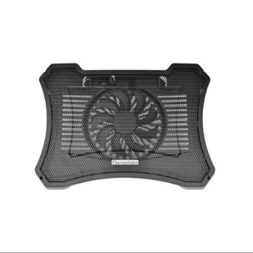 Thermaltake Massive V14 Notebook Cooler - 1 Fan[s] - 1100 - Steel Mesh, Plastic - 0.6