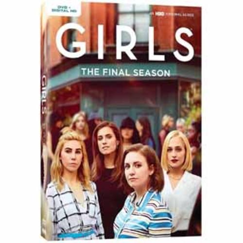 Girls: The Final Season [DVD] [Digtial HD]