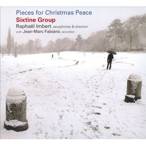 Pieces for Christmas Peace [CD]