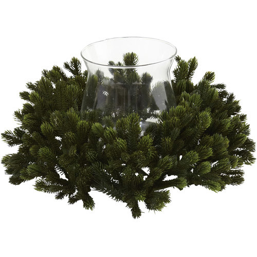Nearly Natural Pine Candelabrum