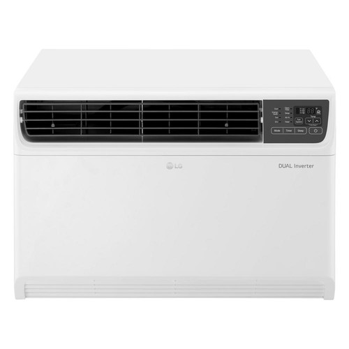 LG Electronics 18,000 BTU Dual Inverter Smart Window Air Conditioner with WiFi Enabled and Remote