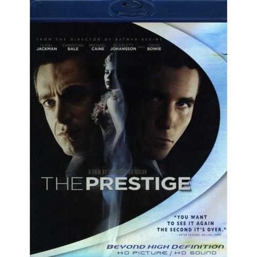 Buena Vista Home Entertainment The Prestige (Blu-ray)