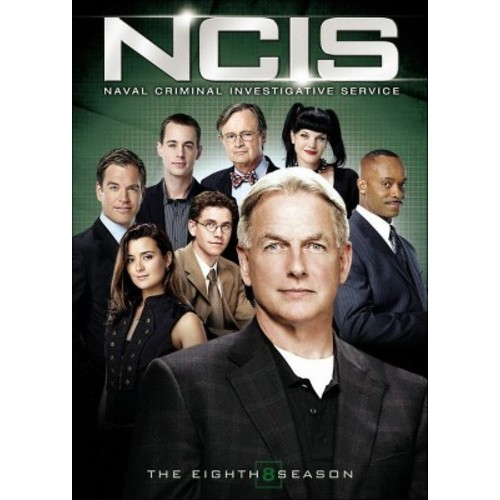 NCIS: The Eighth Season (DVD)